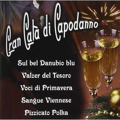Gran-Gala-Di-Capodanno-Cd-Audio-Musica-Nuovo
